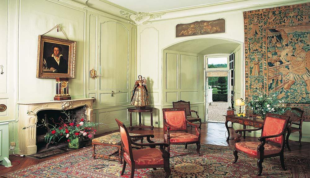 Ch teau et jardins de villandry for L interieur d un chateau d eau